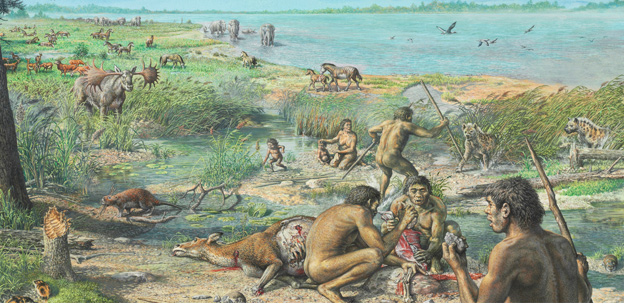 Happisburg 800,000 years ago
