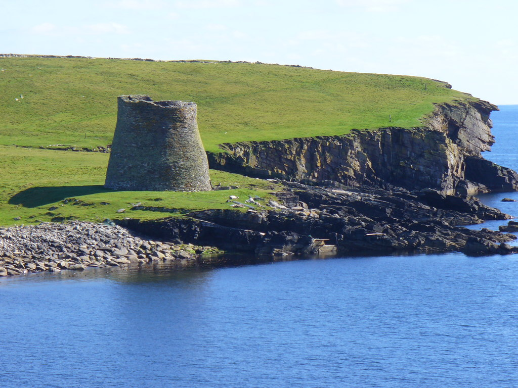 Broch at Mousa