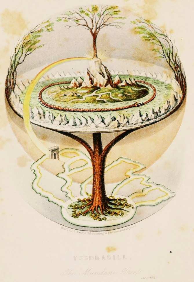 Yggdrasil - Tree of Life