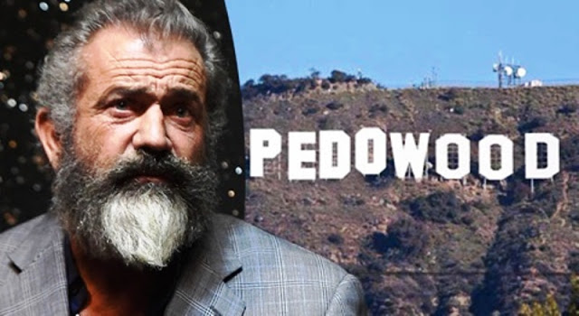 Mel Gibson exposes the Hollywood Pedophile Elite