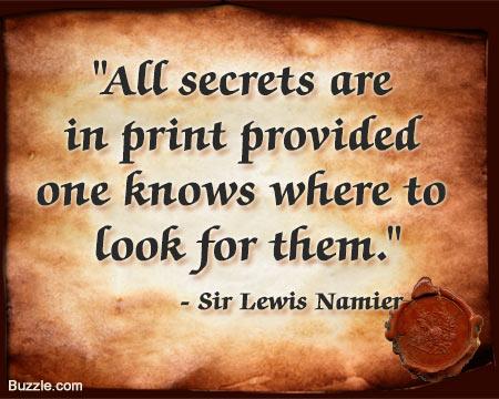 Sir Lewis Namier