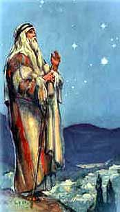 Abraham Stargazing