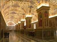 The Vatican Apostolic Library