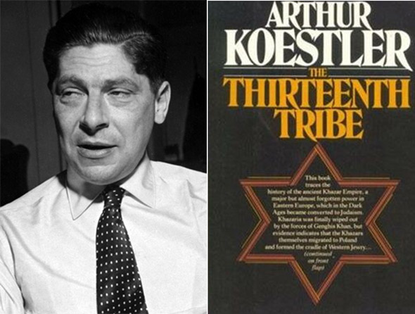 Arthur Koestler - The Thirteenth Tribe