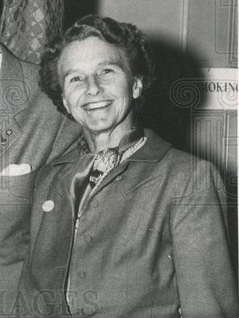 Dorothy Wear Walker Bush 1901-1992
