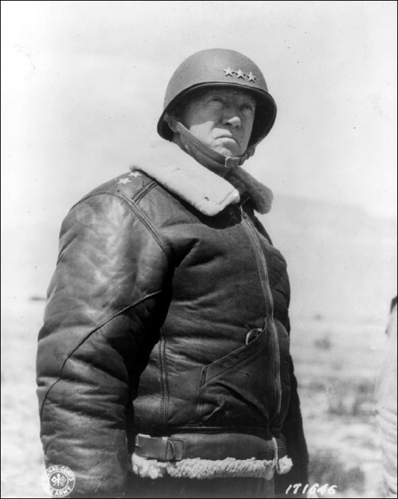 General George Smith Patton Jr.