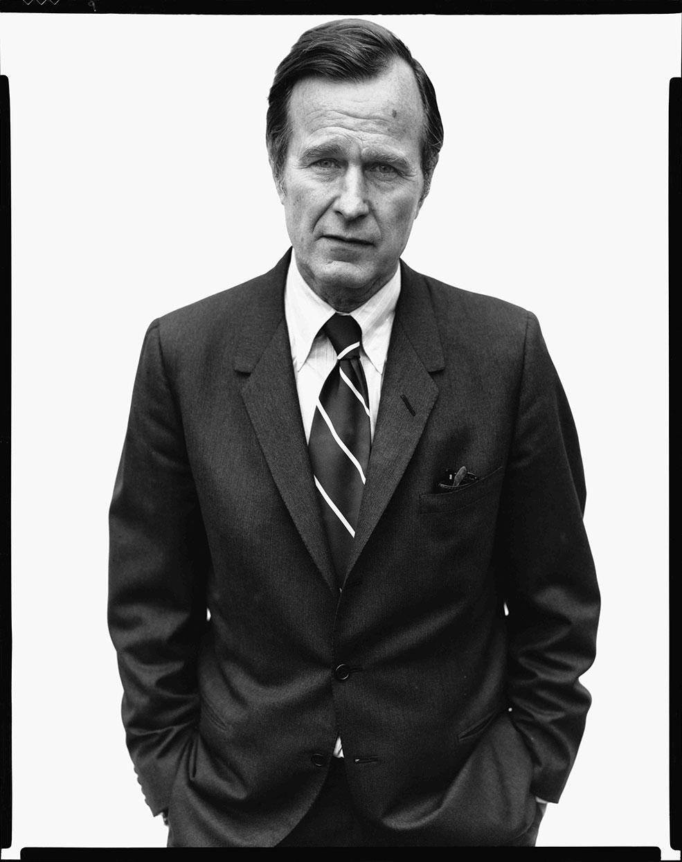 George Herbert Walker Bush 1924-2018