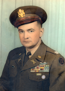 Lt. Col. Retired - Gordon (Jack) Mohr