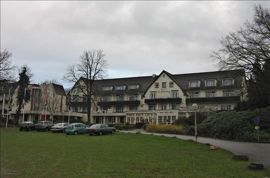 Bilderberg Hotel in Osterbeek Holland
