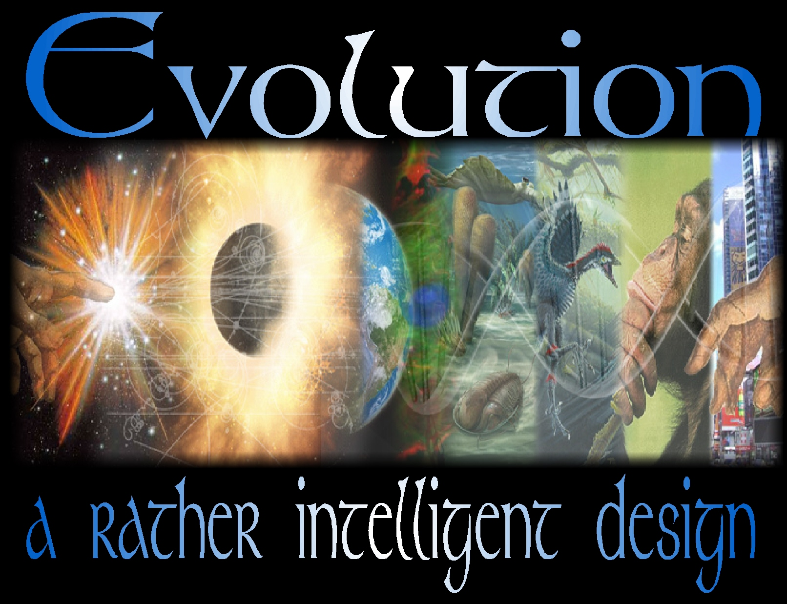 Evolution - A rather intelligent design