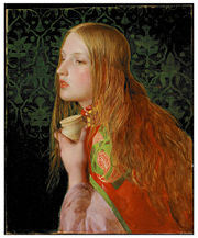 Mary Magdalene by Anthony Frederick Augustus Sandys