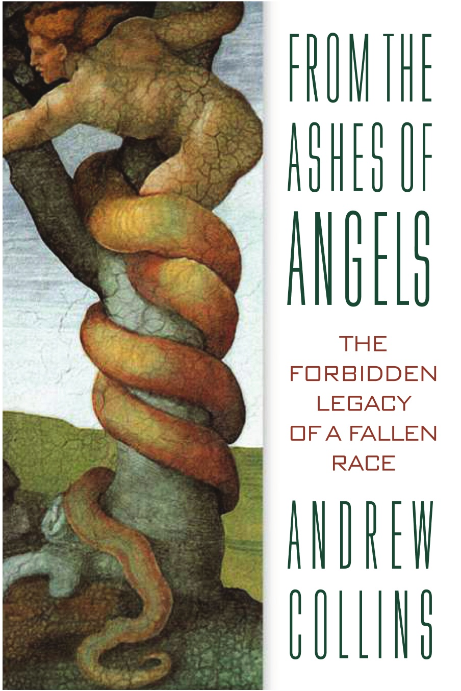 From The Ashes Of Angels - The Forbidden Legacy of a Fallen Race